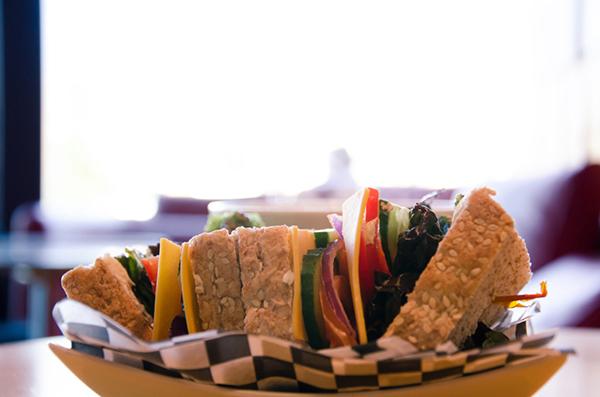 Notti Biscotti sandwiches
