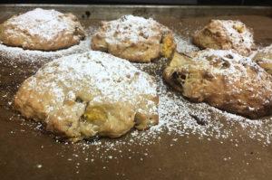 Notti Biscotti scones